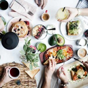 California Breakfast Club