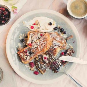 California Breakfast Club French Toast