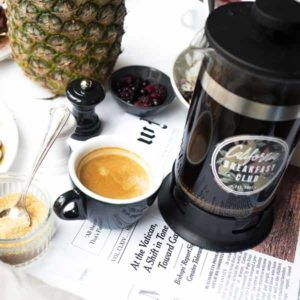 California Breakfast Club Fresh Coffee