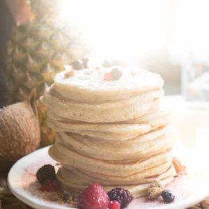 California Breakfast Club Pancakes