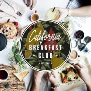 California Breakfast Club Würzburg Logo