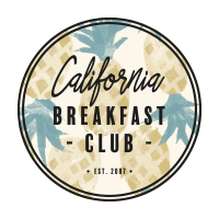California Breakfast Club Small Pineapple