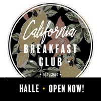 California Breakfast Club Halle