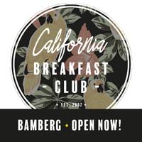 Bamberg California Breakfast Club Open now